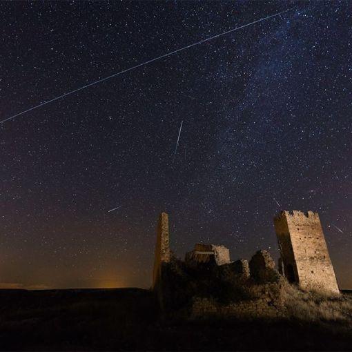 Метеорный поток Персеиды в объективах фотографов 21