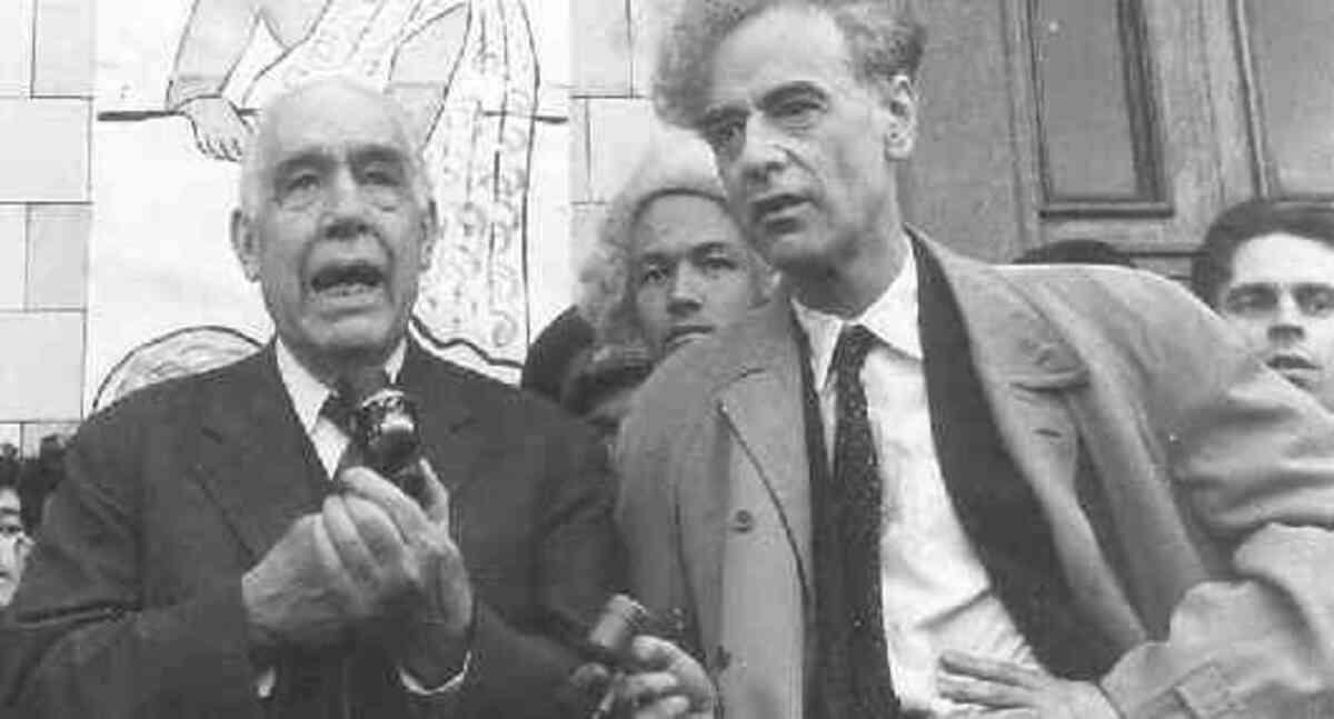 """""""Среди физиков нет коммунистов! Одни евреи """" Письмo Жданова Суслову... 1"""
