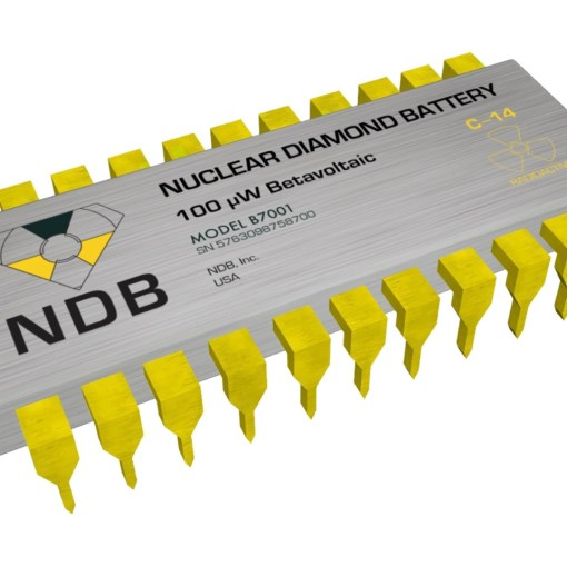Наноалмазные батареи 9