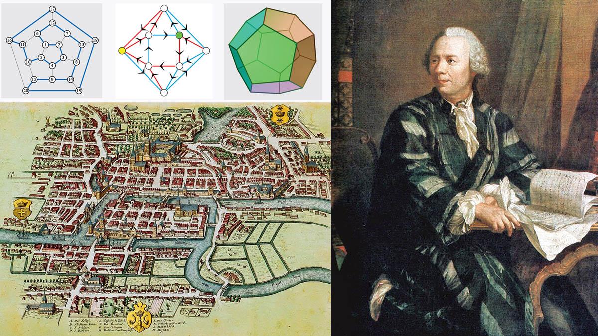 Теория графов: что подтолкнуло швейцарского математика Леонарда Эйлера к созданию ее основ 1
