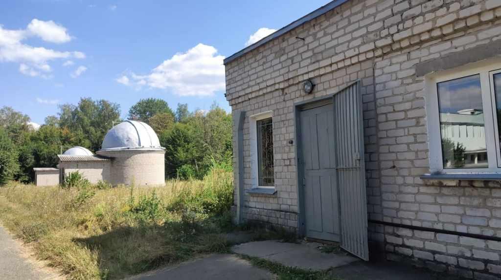 Главная астрономическая обсерватория НАНУ 6