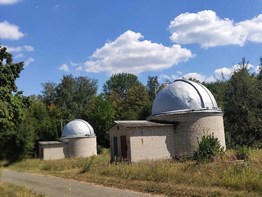 Главная астрономическая обсерватория НАНУ 11