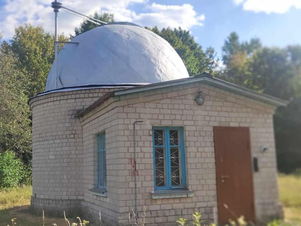Главная астрономическая обсерватория НАНУ 12