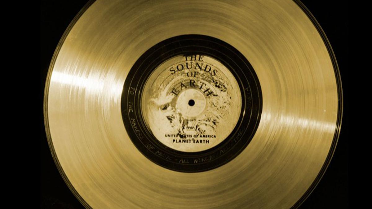 Межзвездный микстейп NASA: искусство и музыка на альбоме Voyager GoldenRecord 1