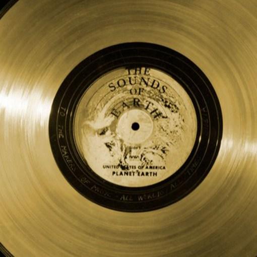 Межзвездный микстейп NASA: искусство и музыка на альбоме Voyager GoldenRecord 78