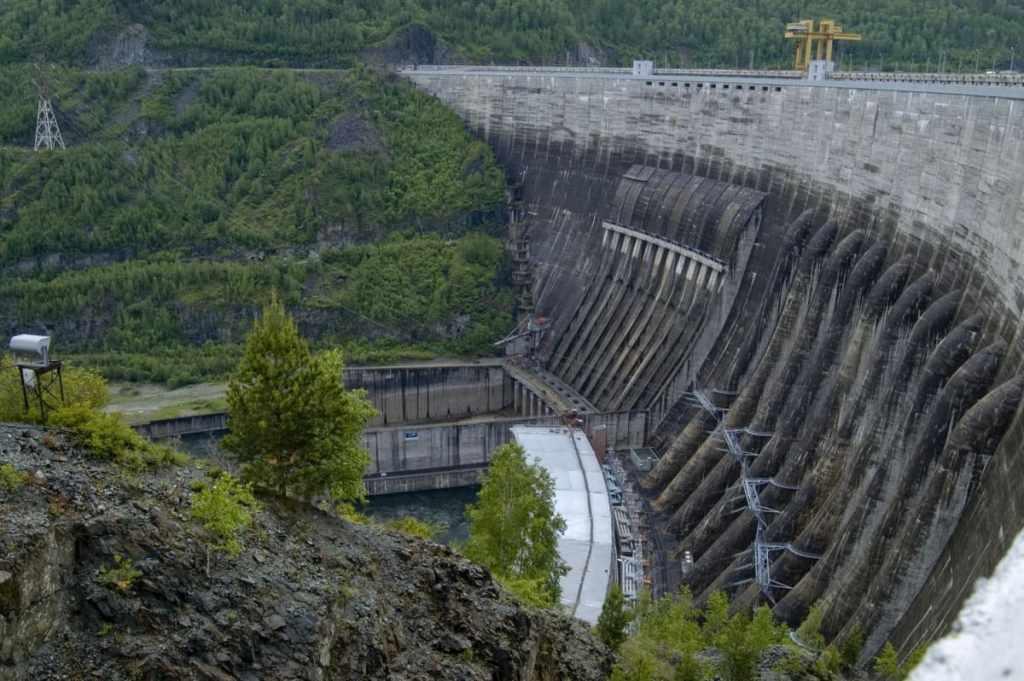 Об истории ГЭС в день рожденья Vulcan Street 3