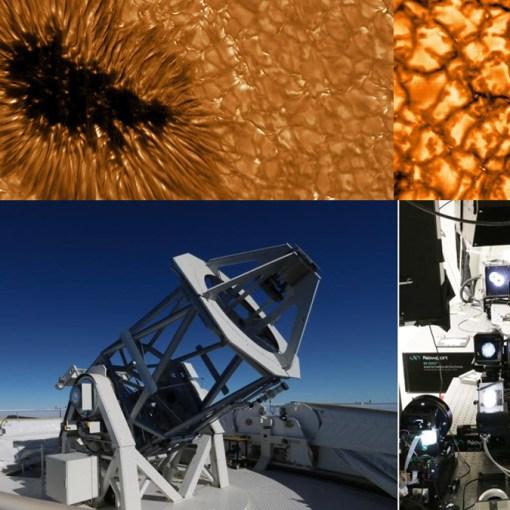 Солнечные пятна вблизи: новые снимки в высоком  разрешении 6