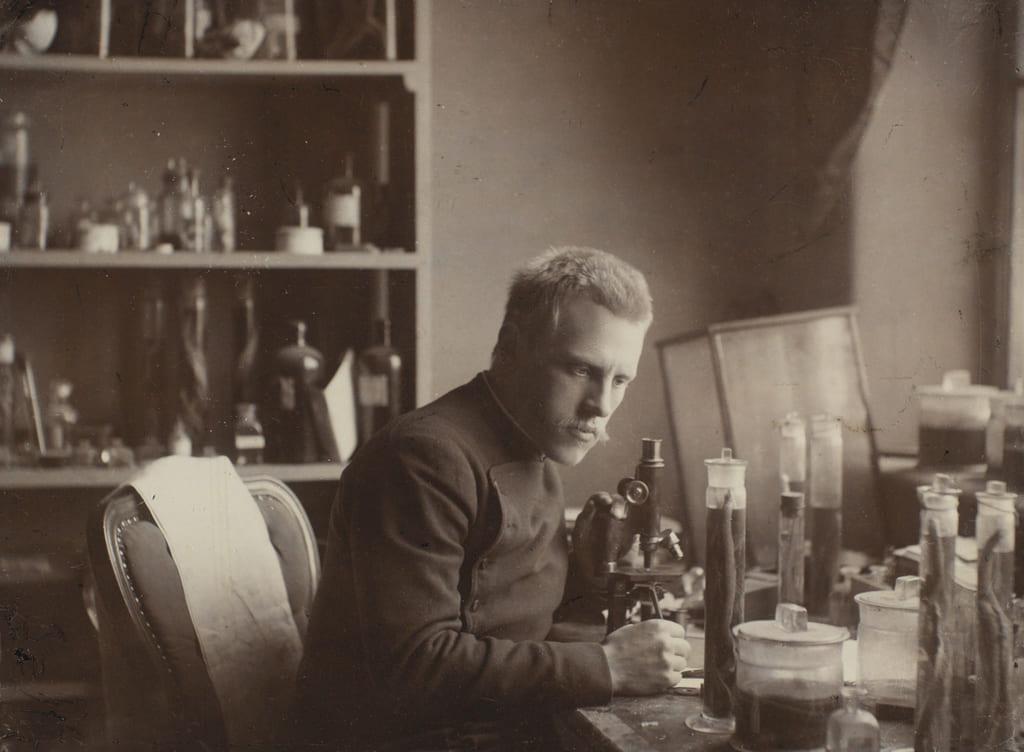 Норвежский ученый Фритьоф Нансен (Fridtjof Nansen) 1
