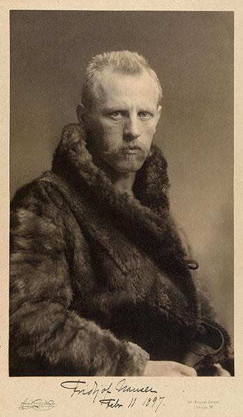 Норвежский ученый Фритьоф Нансен (Fridtjof Nansen) 3