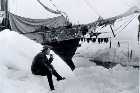 Норвежский ученый Фритьоф Нансен (Fridtjof Nansen) 5
