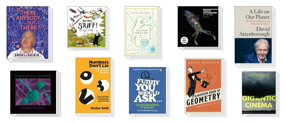 10 лучших английских научно-популярных книг октября 1