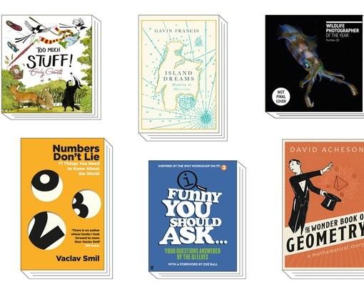 10 лучших английских научно-популярных книг октября 23