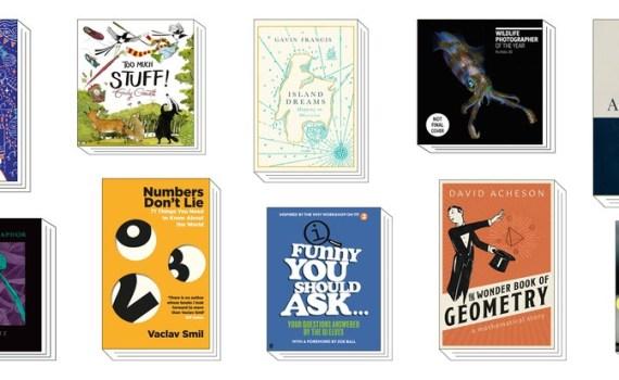 10 лучших английских научно-популярных книг октября 13