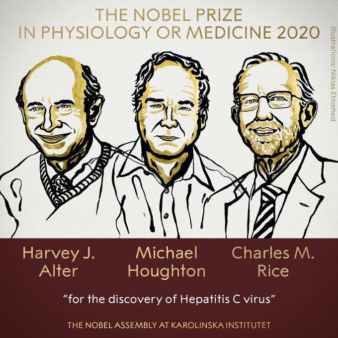 Нобелевский комитет не оправдал прогнозы. Стали известны первые нобелевские лауреаты 2020 2