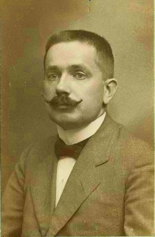 Янис Эндзелинс, который написал в Харькове «Латышскую грамматику» 2