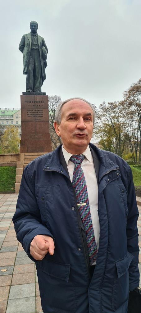 Сергій Болтівець про ксеноманію й ритуали в українській науці 9
