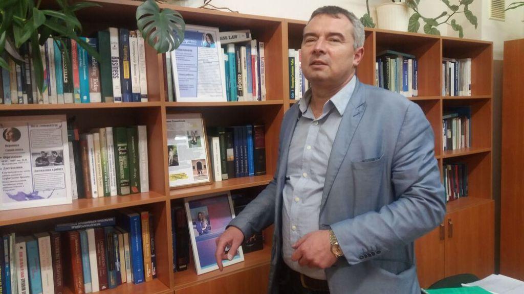 Кандидат Якубовский (ОНУ): «Если я не стану ректором, я продолжу жалеть, что ушёл из физики в экономику» 2