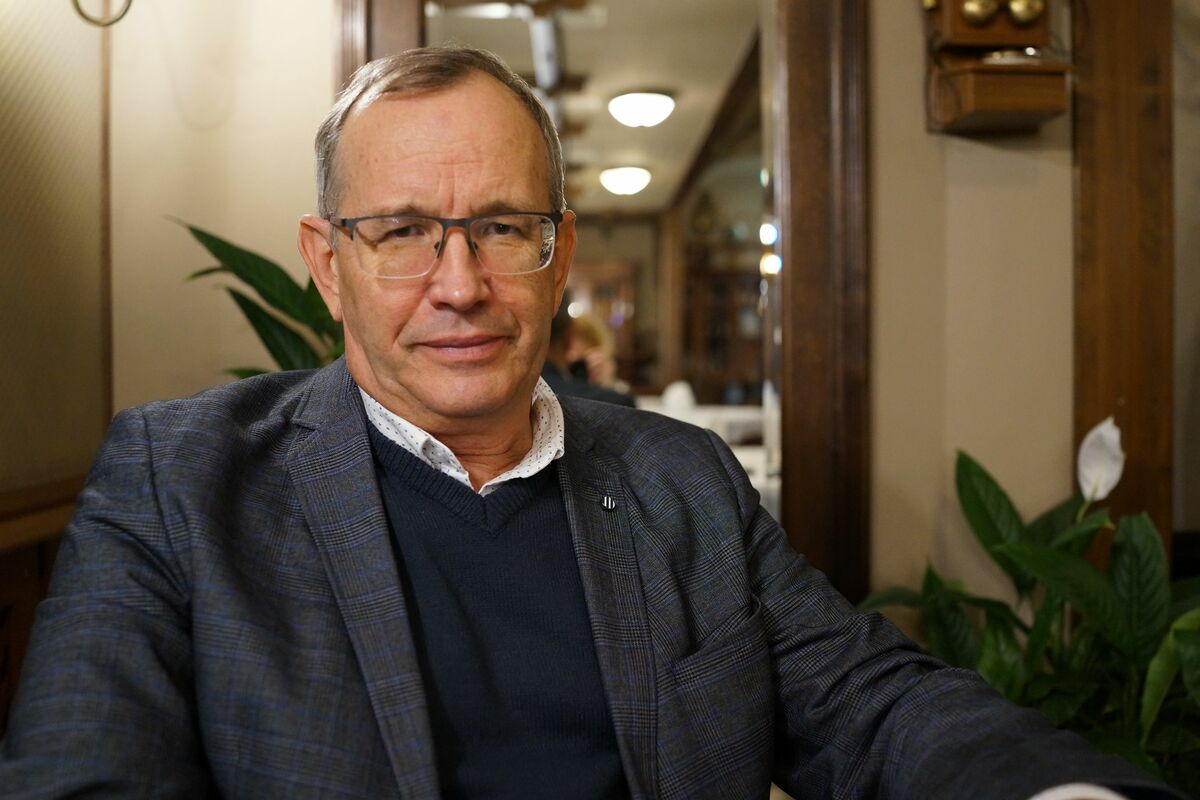 Интервью с новым ректором Одесского экономического А. Ковалёвым 1