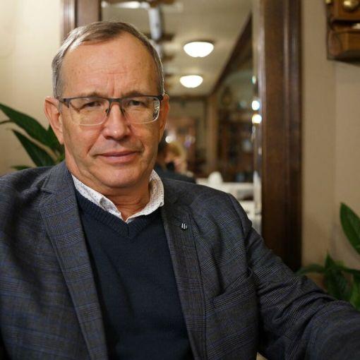 Интервью с новым ректором Одесского экономического А. Ковалёвым 8
