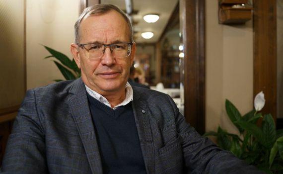 Интервью с новым ректором Одесского экономического А. Ковалёвым 9