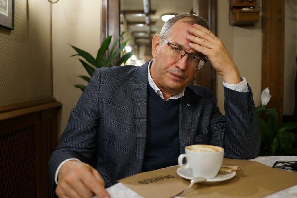 Интервью с новым ректором Одесского экономического А. Ковалёвым 3