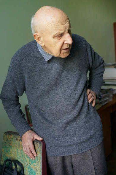 Интервью со всемирно известным математиком А.Н. Шарковским из Киева 38