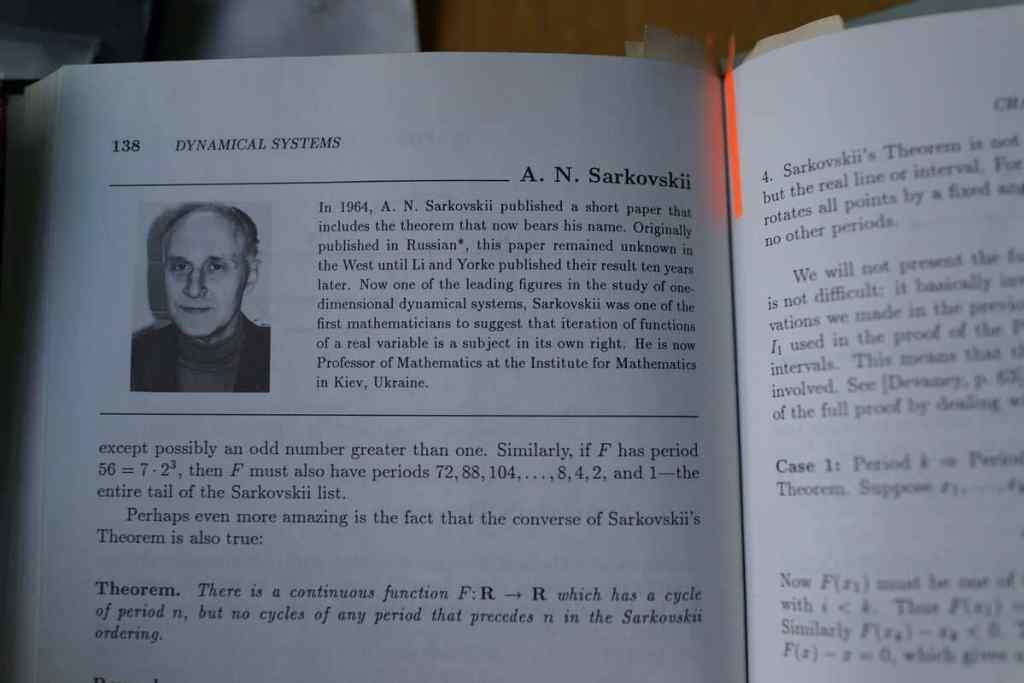 Интервью со всемирно известным математиком А.Н. Шарковским из Киева 25