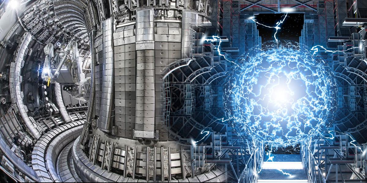 Рождение термоядерной энергетики 1