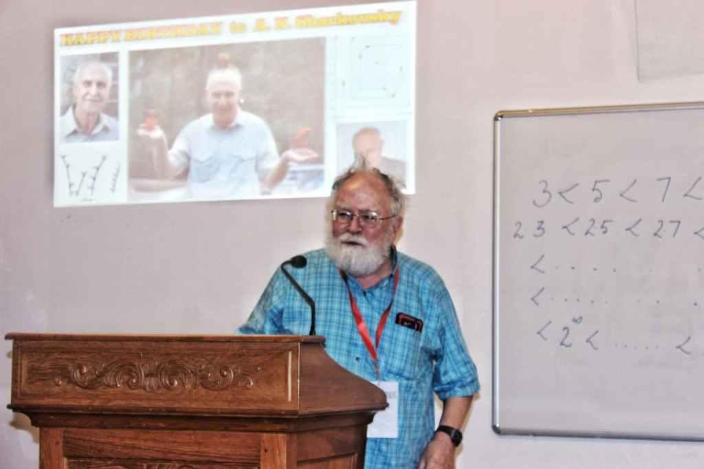 Интервью со всемирно известным математиком А.Н. Шарковским из Киева 21