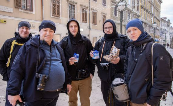 Венецианская цивилизация на хорватском Севере: научная экспедиция 3
