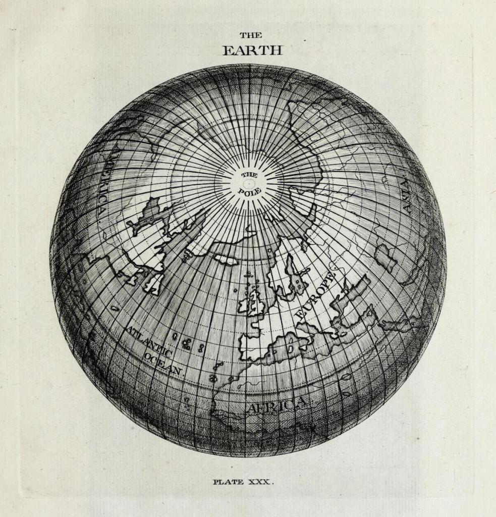 Оригинальная теория или новая гипотеза Вселенной Томаса Райта (1750 г.) 9