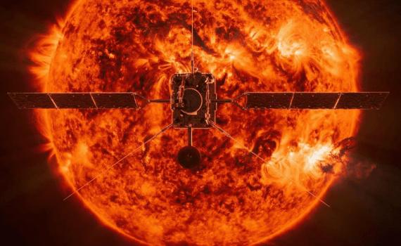 В ЮАР собрались затемнить Солнце для борьбы с изменением климата 6