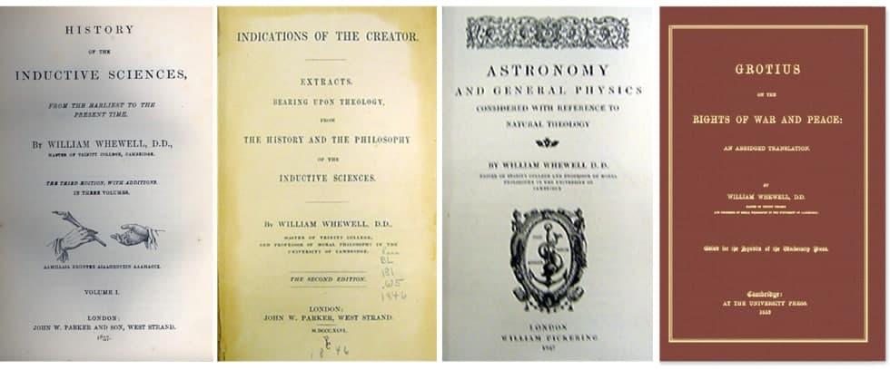 Незаслуженно забытый Вильям Вевель, автор понятий «наука» и «учёный» 3