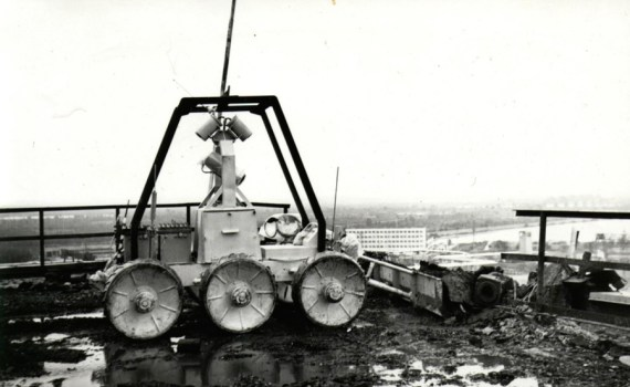О советской школе робототехники 5