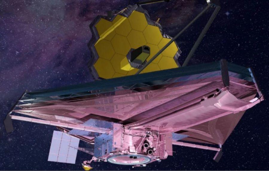 Телескоп Джеймс Вебб – путешествие в неизвестность 10