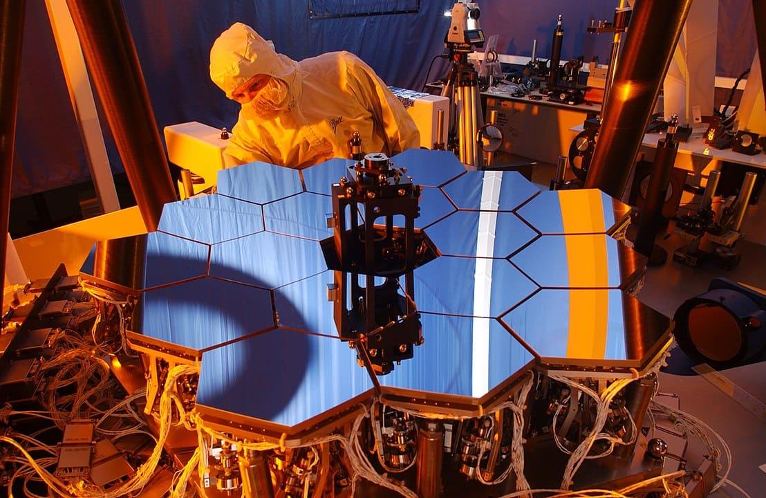 Телескоп Джеймс Вебб – путешествие в неизвестность 8
