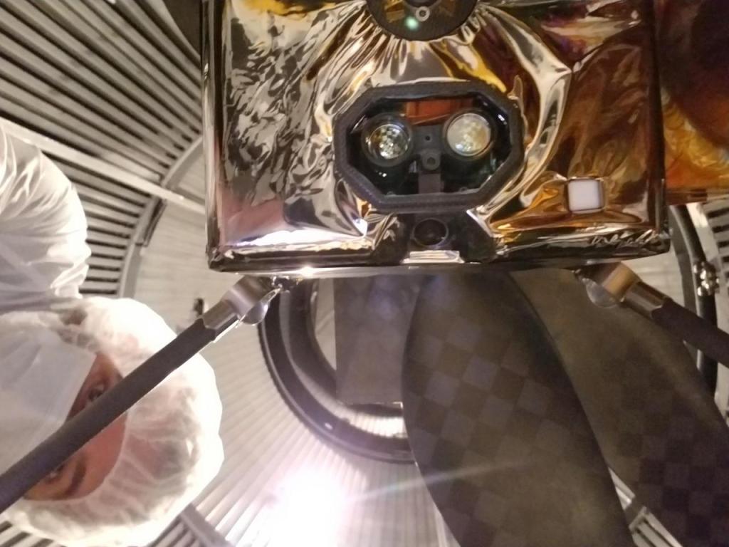 О первом марсианском вертолёте: интервью с разработчиком Ingenuity 3