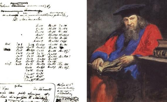 Периодической таблице Менделеева 152 года 3