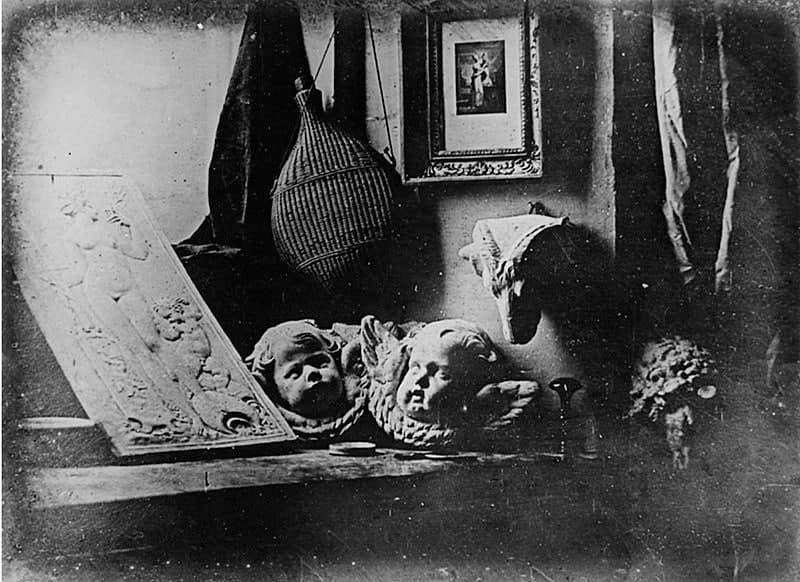 Жозеф Ньепс и его первая в мире фотография 3