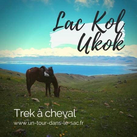 Trek lac Kol Ukok, Kirghizistan