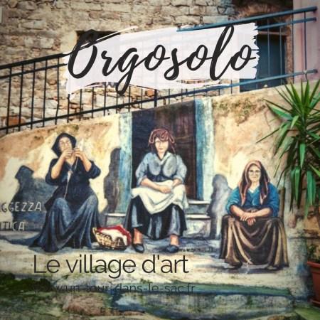 Orgosolo en Sardaigne : visite du village Street Art