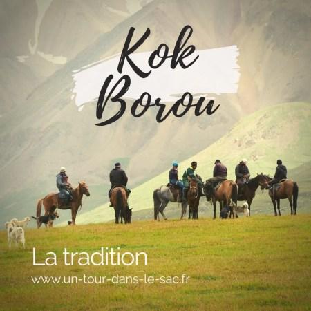 Kok-Borou : jeu à cheval du Kirghizistan