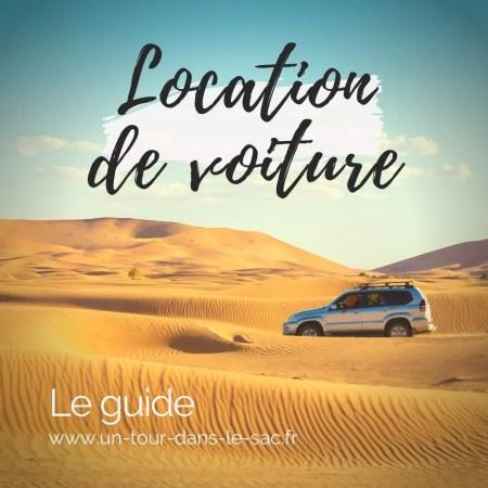 Location de voiture : nos conseils