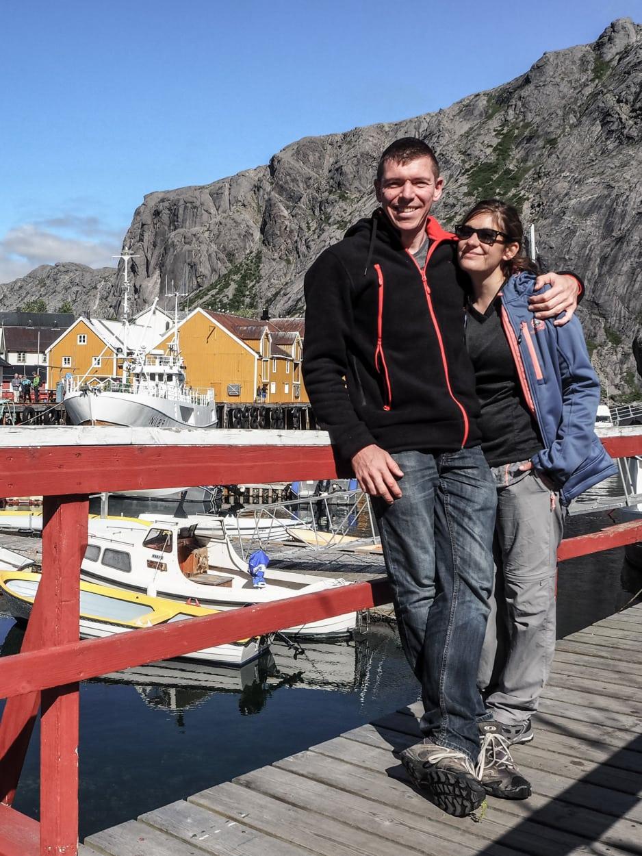 Nusfjord : ballade sur le petit port