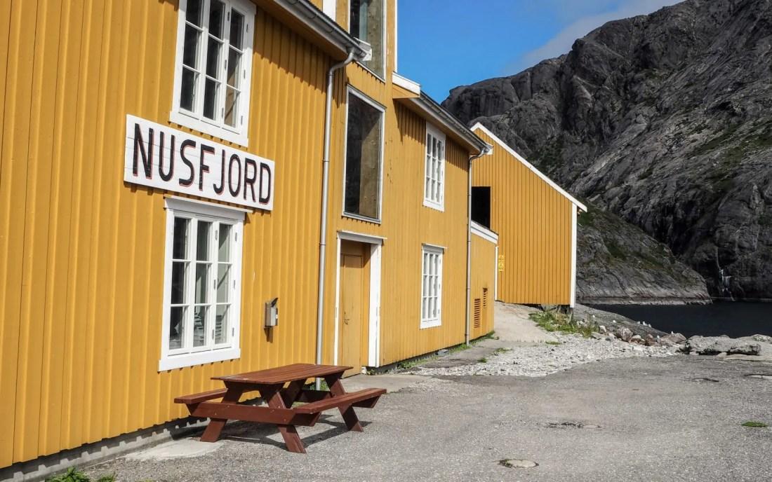 Nusfjord, plus beau village des Lofoten