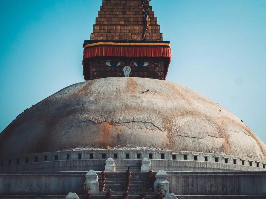 visiter Katmandou Bodnath