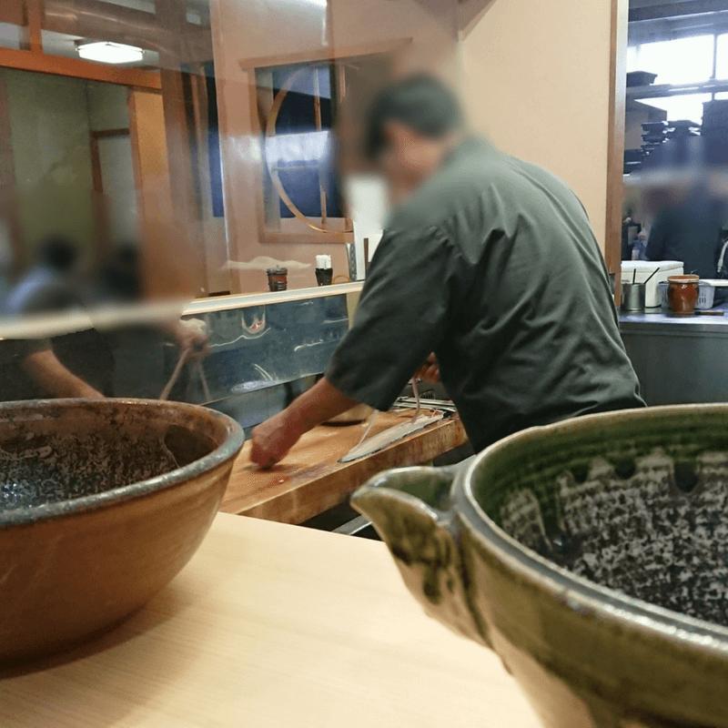 加茂の調理場