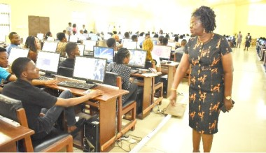 FUNAAB Library Organises Training for Final Year Students