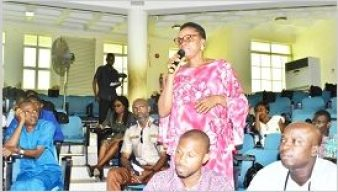 VC Seeks Staff Support and Cooperation to move FUNAAB Forward