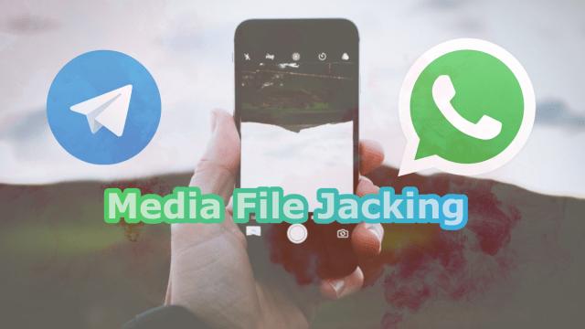Vulnerabilidad en WhatsApp y Telegram permite la manipulación de ficheros
